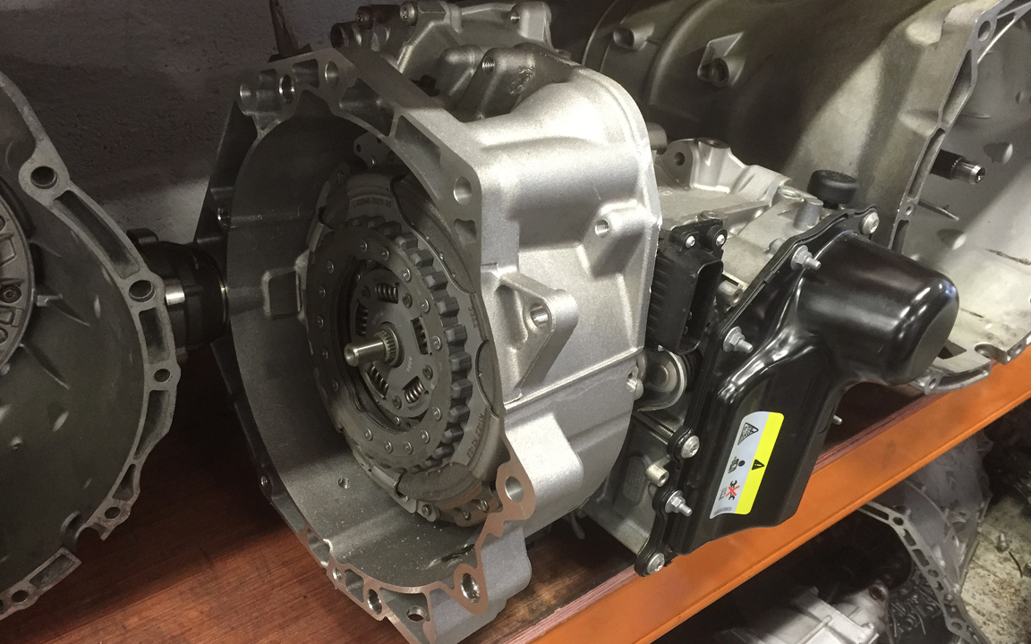 0am Dry Clutch Dsg Transmission Volkswagen